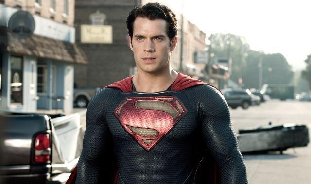 Henry Cavill se role Supermana zhostil nejlépe, jak mohl. Zdroj: Warner Bros.