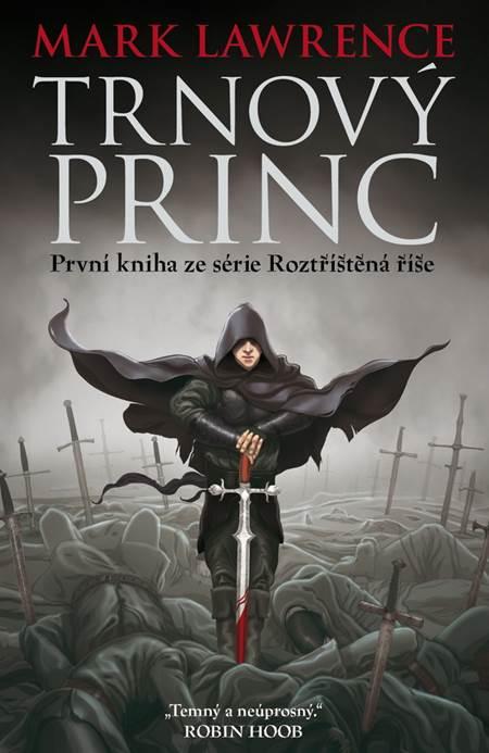 obálka Mark Lawrence: Trnový princ