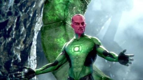 Mark Strong Green Lantern