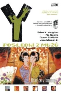 obalka Massimo Carnevale: Y: Posledni z muzu #8