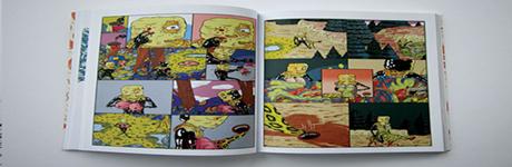 Ukázka dvojstránky z knihy