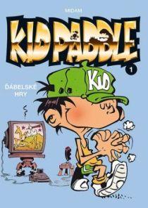 obalka Midam: Kid Paddle #1