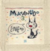 obalka Riccardo Liniers: Macanudo #3