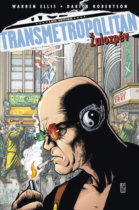 Warren Ellis: Transmetropolitan
