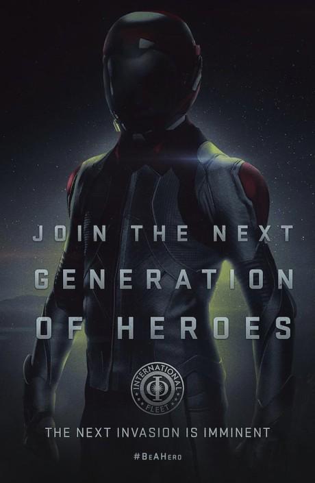Připojte se k nové generaci hrdinů. Zdroj: Lionsgate