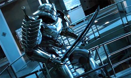 Silver Samurai, Wolverinův největší nepřítel. Zdroj: 20th Century Fox