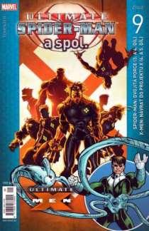 obalka Adam Kubert: Ultimate X-men