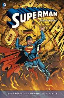 obalka George Perez: Superman