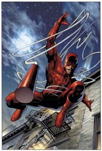 Greg Land: Daredevil
