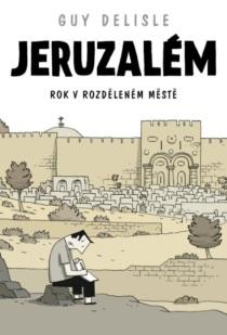 obalka Guy Delisle: Jeruzalem