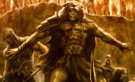 Hercules podle Radical Comics