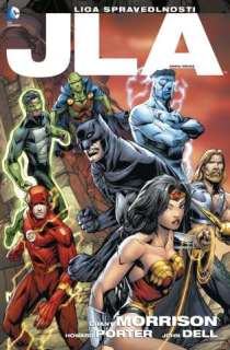 obalka Howard Porter: JLA