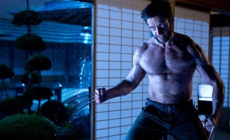 FOTO: Hugh Jackman ve filmu Wolverine