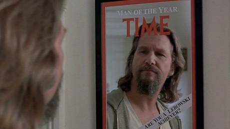 FOTO: Jeff Bridges ve filmu Big Lebowski