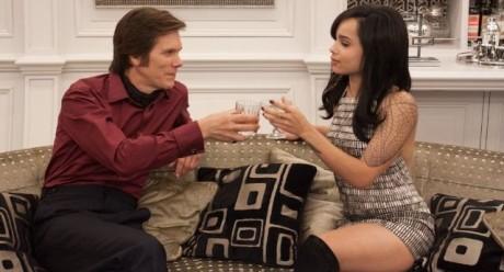 FOTO: Kevin Bacon a Zoe Kravitz ve filmu X-Men: První třída
