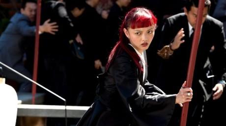 FOTO: Rila Fukushima ve filmu Wolverine