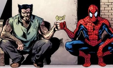Wolverine a Spider-Man
