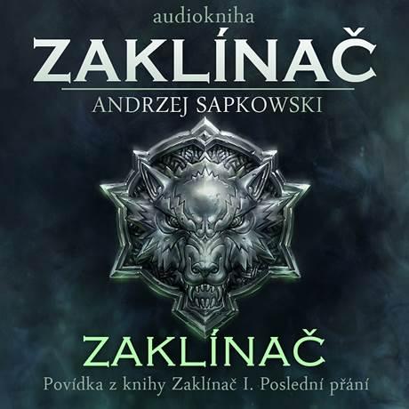 audiokniha Zaklínač - obal