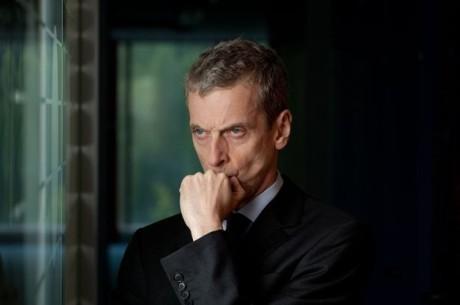 Novou tváří dvanácté reinkarnace slavného Doctora se stal Peter Capaldi. Zdroj: walesonline.co.uk