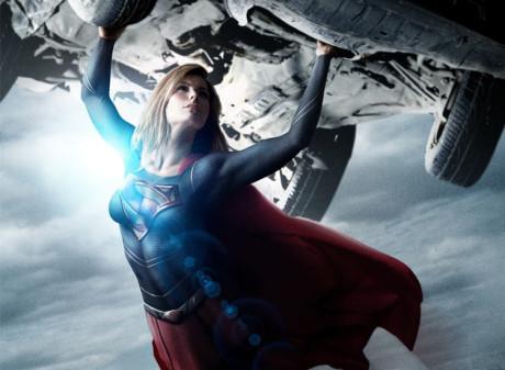 Žena z oceli v kostýmu, který je podobný tomu ve kterém se objevil Snyderův hlavní hrdina. Zdroj: http://mlauneim.deviantart.com/