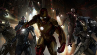 Iron Man Concept Art Perex