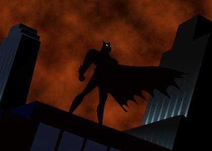 Jako hudební doprovod k tomuto obrázku si přestavte hudbu Dannyho Elfmana.  Zdroj: Warner Bros Animation