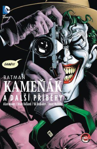 obalka Brian Bolland: Batman - Kamenak