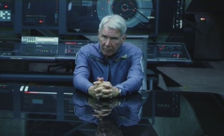 Harrison Ford -Enders Game