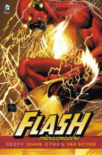 obalka: Ethan Van Sciver: Flash Znovuzrozeni