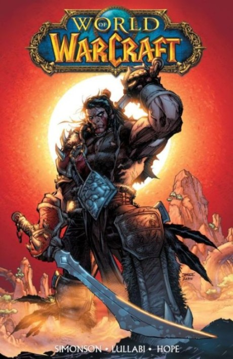 obalka Jim Lee: World of WarCraft #1