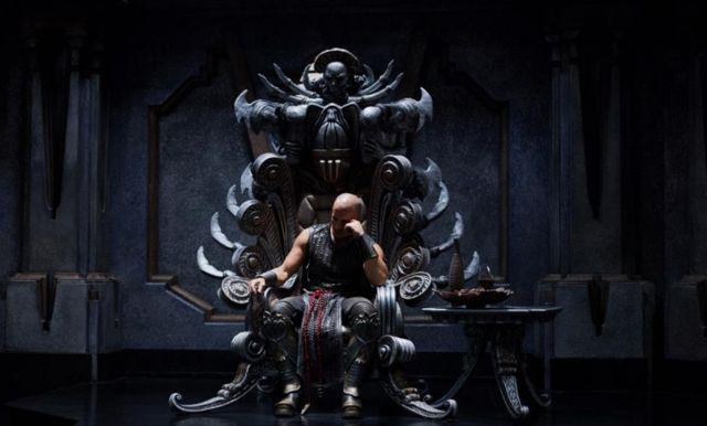 Druhý díl pro Riddicka neskončil úplně jednoduše. Zdroj: Bioscop