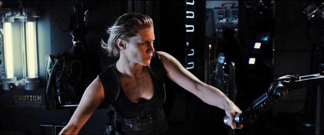 Ve filmu uvidíte i Katee Sackhoff z Battlestar Galactica.
