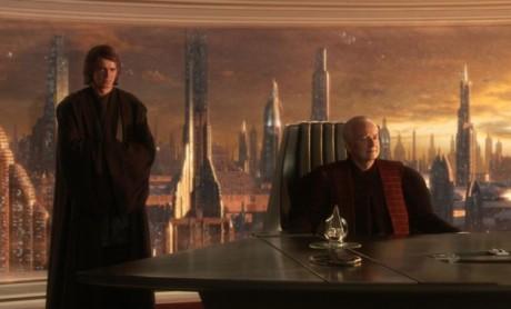 Sidious a Vader