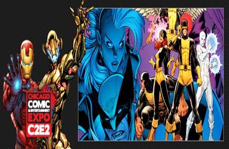 hrdinové X-Men