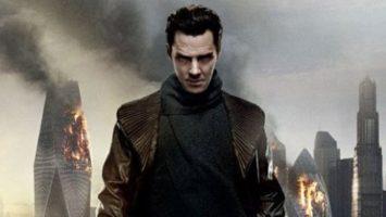 Cumberbatch Star Trek