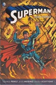 obalka george perez superman:cena zitrka