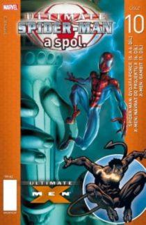 obalka Mark Bagley: Ultimate Spider-Man