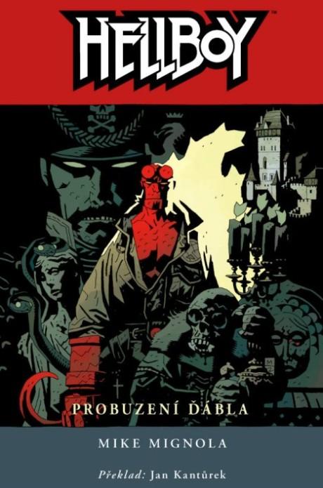 obalka Mike Mignola: Hellboy #2 - Probuzeni dabla
