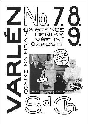 obalka S.d.Ch.: Varlen 7.8.9.
