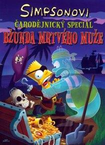 obalka Matt Groening: Simpsonovi - Bzunda mrtveho muze
