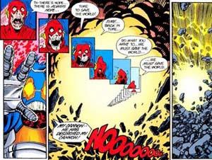 smrt v komiksu 2