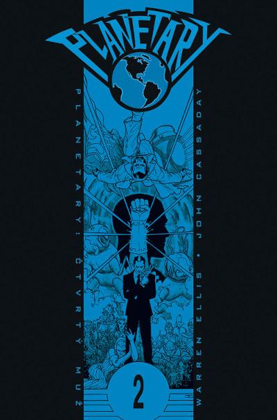 Wareen Ellis: Planetary: Čtvrtý muž