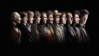 Doctor Who Eleven Doctors Perex