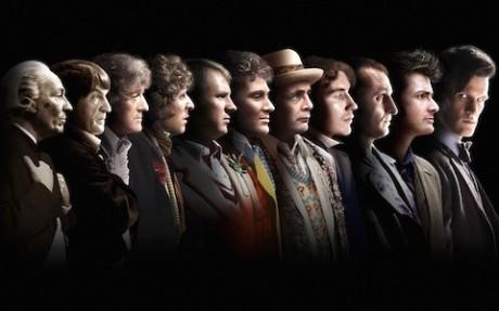 Doctor Who jedenáctkrát v jednom dílu.