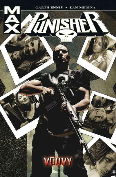 Garth Ennis: Punisher - Vdovy