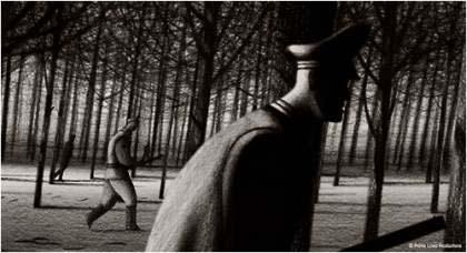 Lorenzo Mattoti a Strach(y) ze tmy