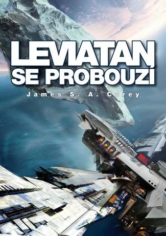 OBR: Leviatan se probouzí: přebal knihy