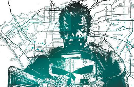 Odplata se blíží, v nové komiksové sérii se Frank Castle zaměří na Los Angeleské podsvětí. Zdroj: Marvel