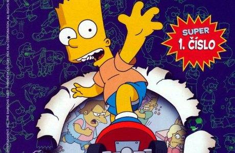 uvodni Matt Groening: Bart Simpson #1 - Homeruv syn
