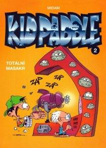 obalka Midam: Kid Paddle #2